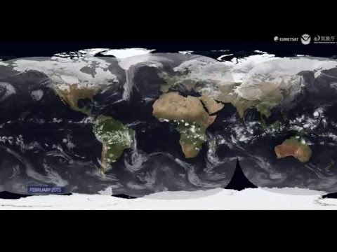 A Year of Weather 2015