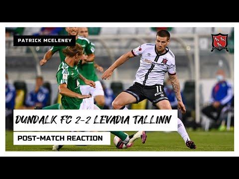 Patrick McEleney | Dundalk FC 2-2 Levadia Tallinn