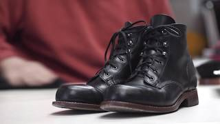 How To Clean Boots   Wolverine 1000 Mile Boot Care & Cleaning