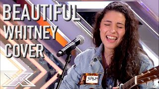 Video ENCHANTING Whitney Houston Cover On X Factor Spain! | X Factor Global download MP3, 3GP, MP4, WEBM, AVI, FLV April 2018