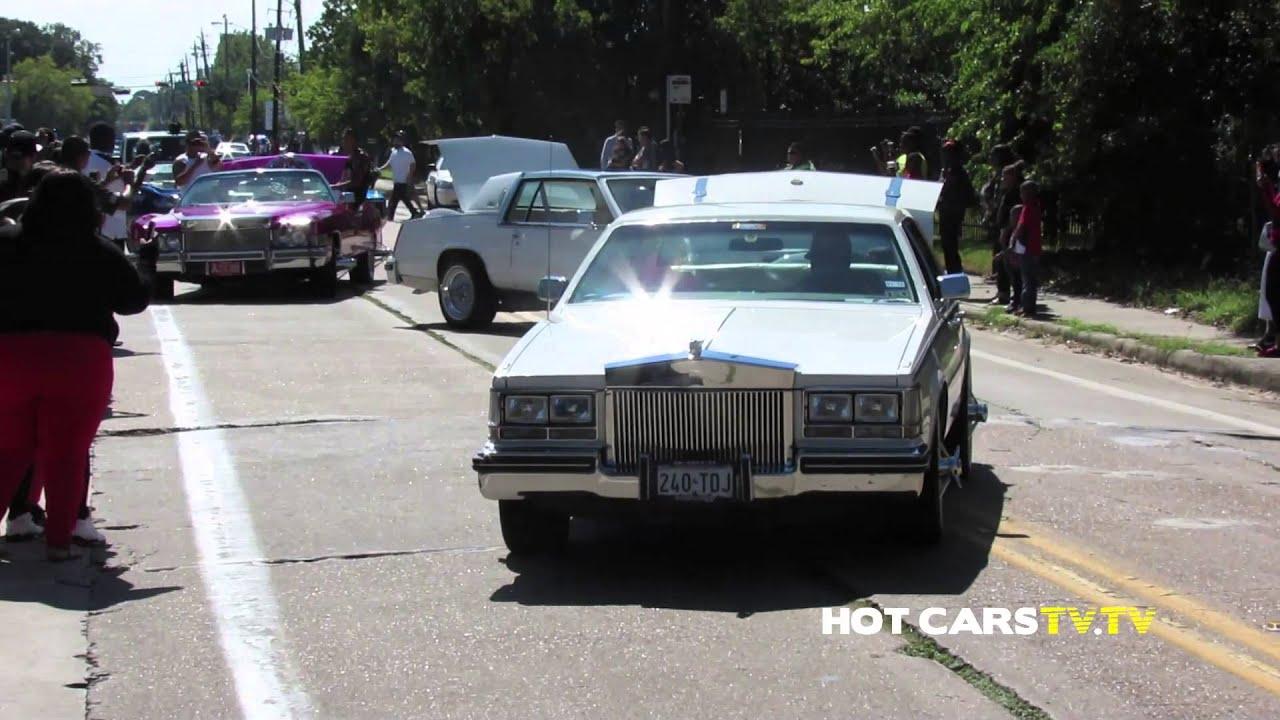 Houston Slab Parade: HOTCARSTV: Slab Fest 2013