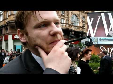 Snow White and the Huntsman World Premiere Interview - Brian Gleeson