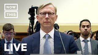 House Members Grill Trump Diplomat on Iran | NowThis thumbnail