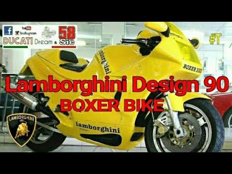 Lamborghini Design 90 Boxer Bikes Youtube