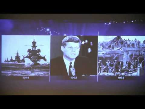 National Security Symposium 2015 - Space and Cyberspace - USAF General John E. Hyten