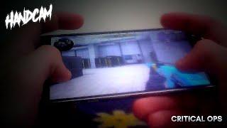 Samsung Galaxy J7 2016 (5.5') HANDCAM | 4 Fingers | Critical Ops