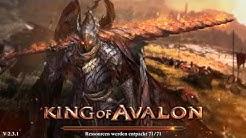 KING OF AVALON: DRAGON WARFARE || Angespielt | Deutsch | German