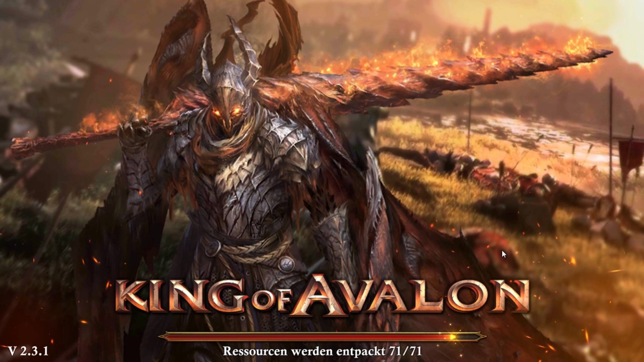king of avalon deutsch tipps
