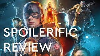 Avengers Endgame SPOILERIFIC Review