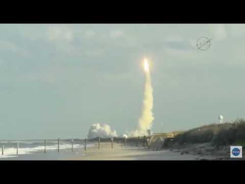 NOAA GOES-S Weather Satellite Launches Atop Atlas 5 Rocket