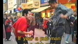 Wham Karaoke Video - Wham Rap