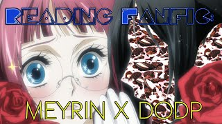 Reading Fanfiction: Meyrin X Dominos Oreo Dessert Pizza