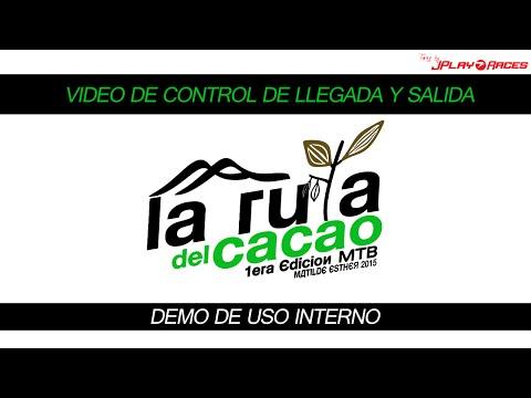 Ruta del Cacao: Vídeo DEMO Uso Interno