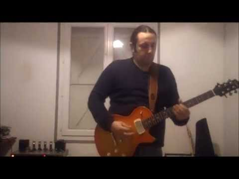Bill Nelson's Red Noise   The Atom Age Guitar cover