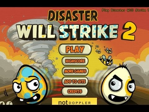 DISASTER WILL STRIKE 2 Level1-40 Walkthrough
