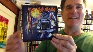 #vinyl Def Leppard Box, Black Sabbath Box, ELP and more