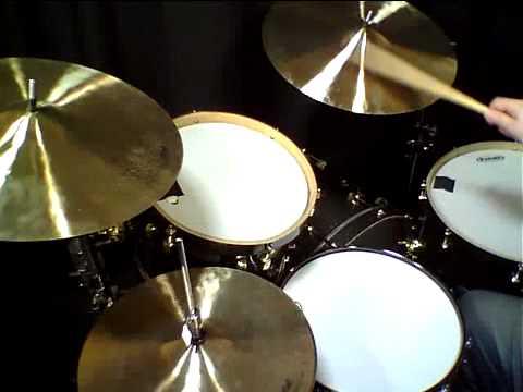 Dream Contact Crash//Ride Cymbal 18