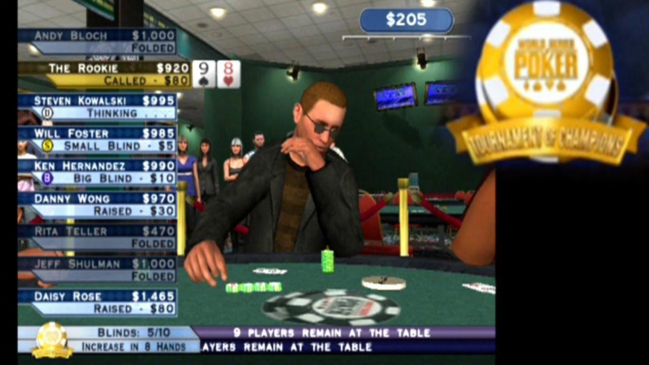 World Series Of Poker Tournament Schedule