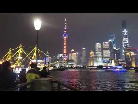 上海灘夜景-2014冬