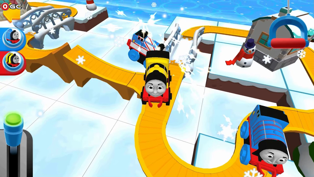 Thomas Friends Minis / Budge Studios Games / Android Gameplay #2