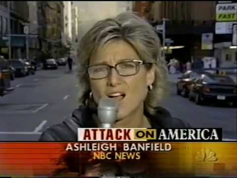 Various Network News Coverage of September 11, 2001