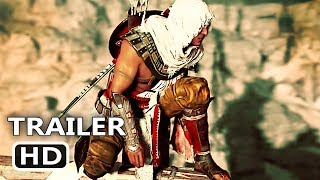 PS4 - Assassin's Creed Origins Season Pass Trailer (2017)