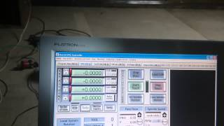 тест перемещений станка с ЧПУ