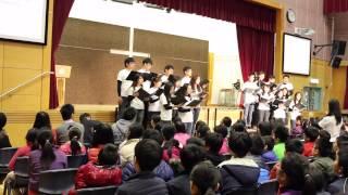 CityUSUCC 20141219 真道書院聖誕獻唱 天使在唱歌