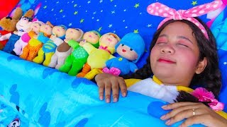 Ten in a Bed ~ Fun Songs for Children #2