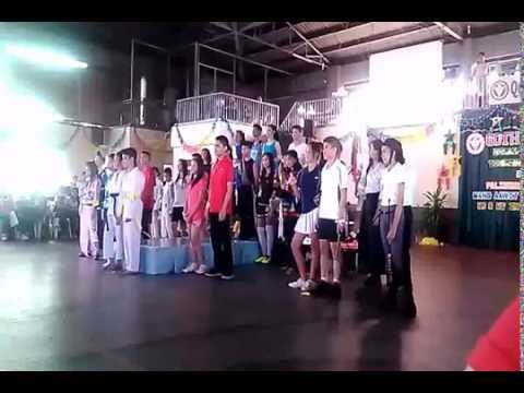 QCA Mr. and Ms. Intramurals 2013 - Dec. 18, 2013
