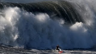 Sebastian Steudtner: Die Jagd nach der größten Welle der Welt