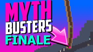 Terraria MYTHBUSTERS FINALE: Over 1000 Worlds Searched!