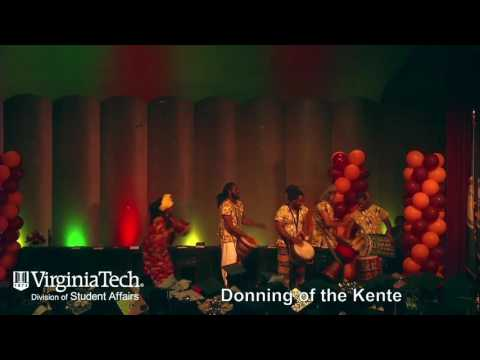 Donning of the Kente 2017