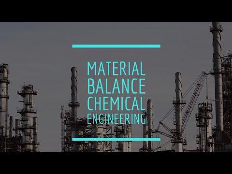 Material balance basics(chemical engineering process calculations)