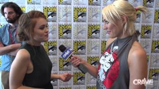 Comic-Con 2014: Interview with Holland Roden Teen Wolf Thumbnail