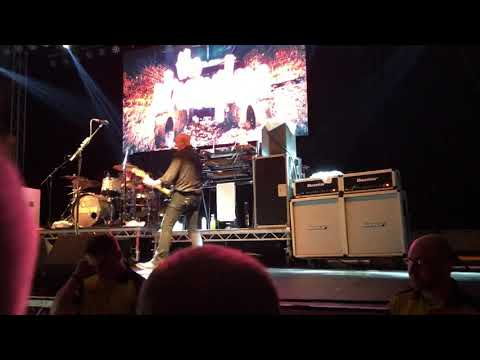 The Stranglers No more heroes live Rebellion 2019