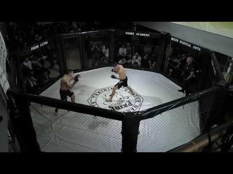 84 kg, Taras Melnychuk vs Vladislav Shurpyk / RFP 74 - WEST FIGHT 28