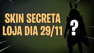 SECRET SKIN IN STORE 29/11-Fortnite Battle Royale