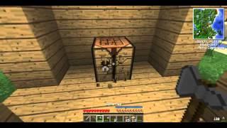 Minecraft - электроника - (1 серия)
