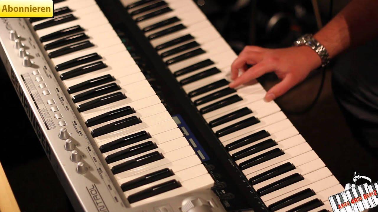 Piano Spiel