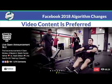 Facebook Algorithm Changes To News Feed: February 2018 Updates