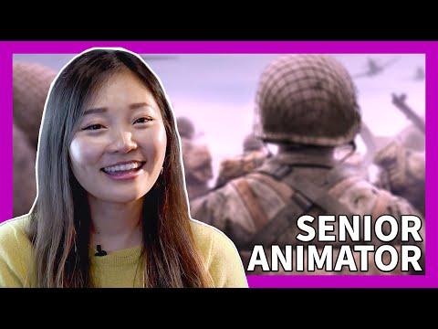 Call of Duty Developer Profile: Senior Animator, Karen Kwak