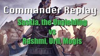 Saskia the Unyielding Gameplay - Myriad Build