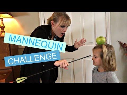 CRAZY MANNEQUIN CHALLENGE   50,000!!!