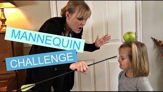 CRAZY MANNEQUIN CHALLENGE | 50,000!!!