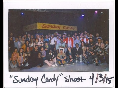 "Donnie Trumpet & the Social Experiment - Sunday Candy ""Short Film"""