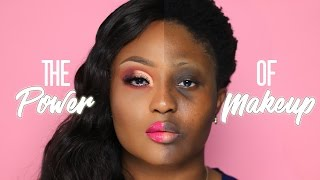 The Power of Makeup Video Like No Other | Hyperpigmentation | Youkeyy
