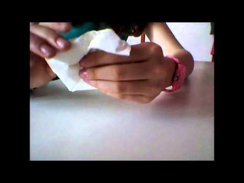 Tuto Pliage En Serviette Pour Mariage Ect Youtube