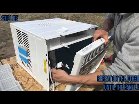 What Air Conditioner Do I Need for My CoolBot Walk-In Cooler?