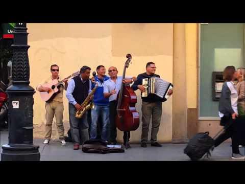 Sevilla Street Music
